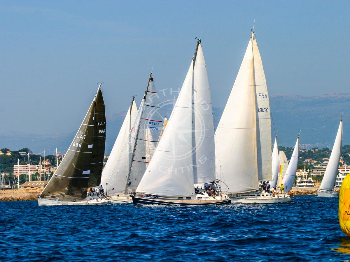 Regatta team building French Riviera