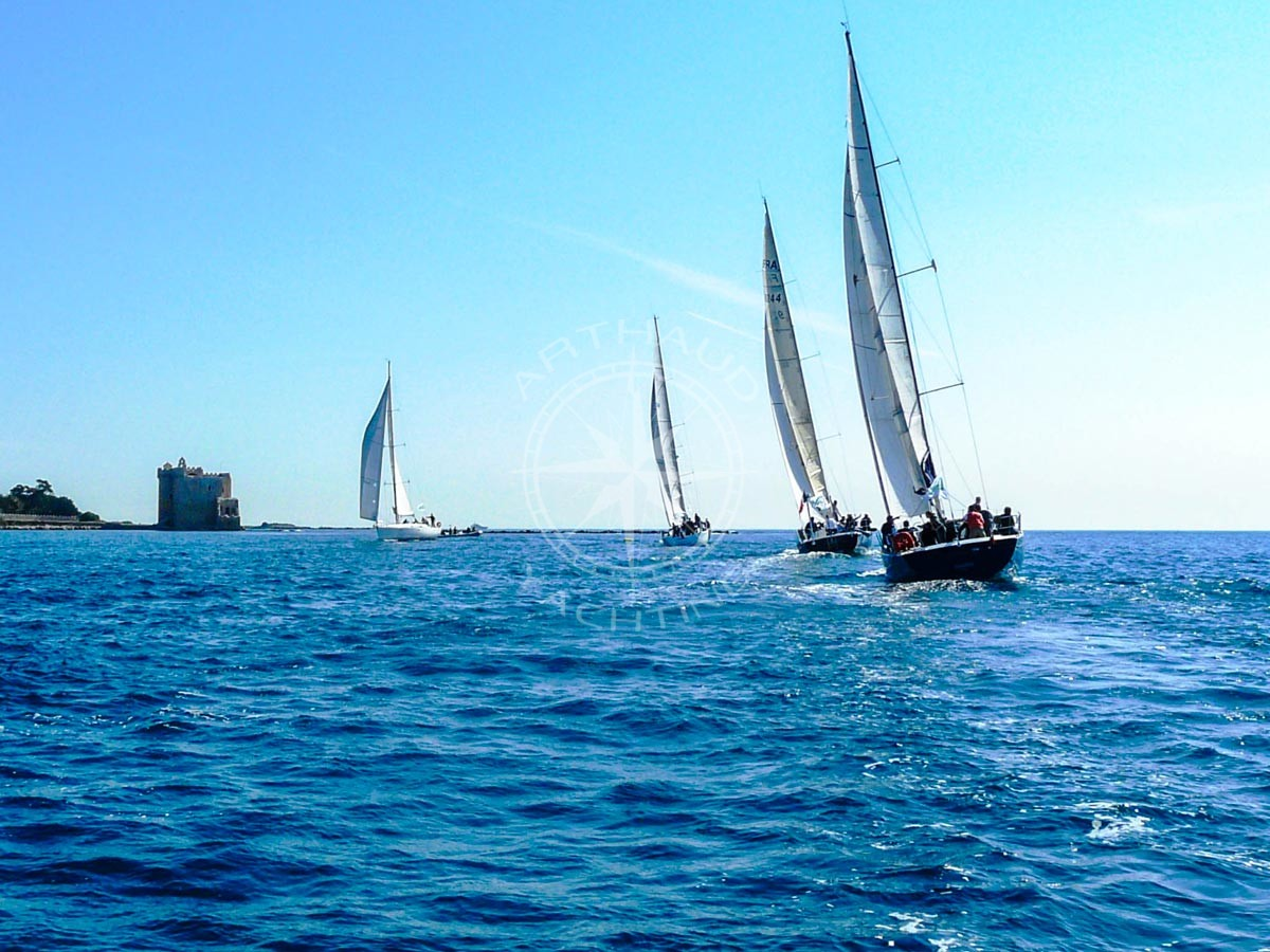 Regatta organisation French Riviera