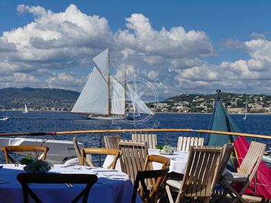 Suivi événement nautique - Arthaud Yachting