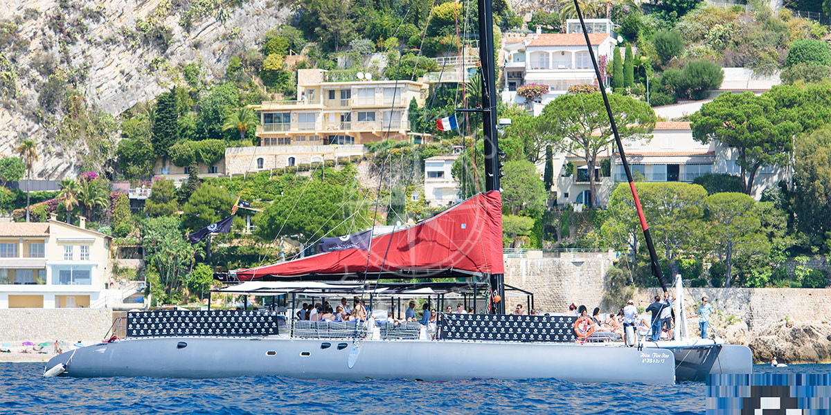Location catamaran Monaco