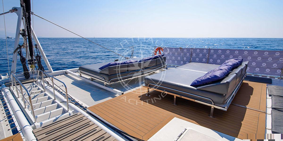 Location catamaran Monaco