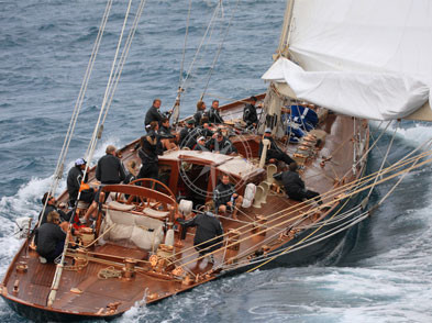 Classic Yacht Rental | Arthaud Yachting
