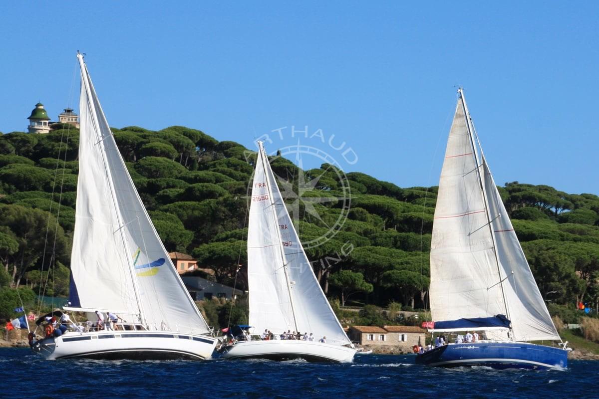 Régate incentive et team-building sur la Côte d'Azur
