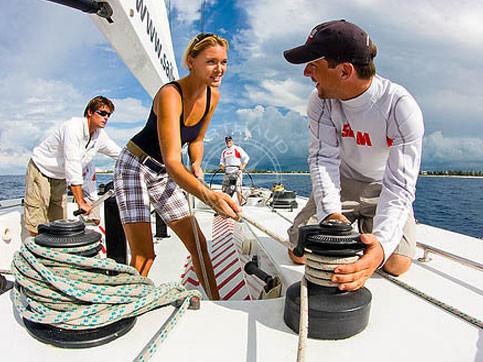 Séminaire voile Cannes - Arthaud Yachting