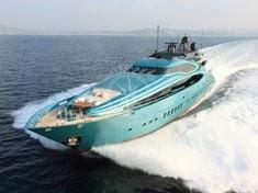 Yacht de luxe - PALMER JOHNSON 150
