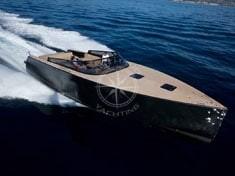 Yacht charter Cannes - VANDUTCH 55