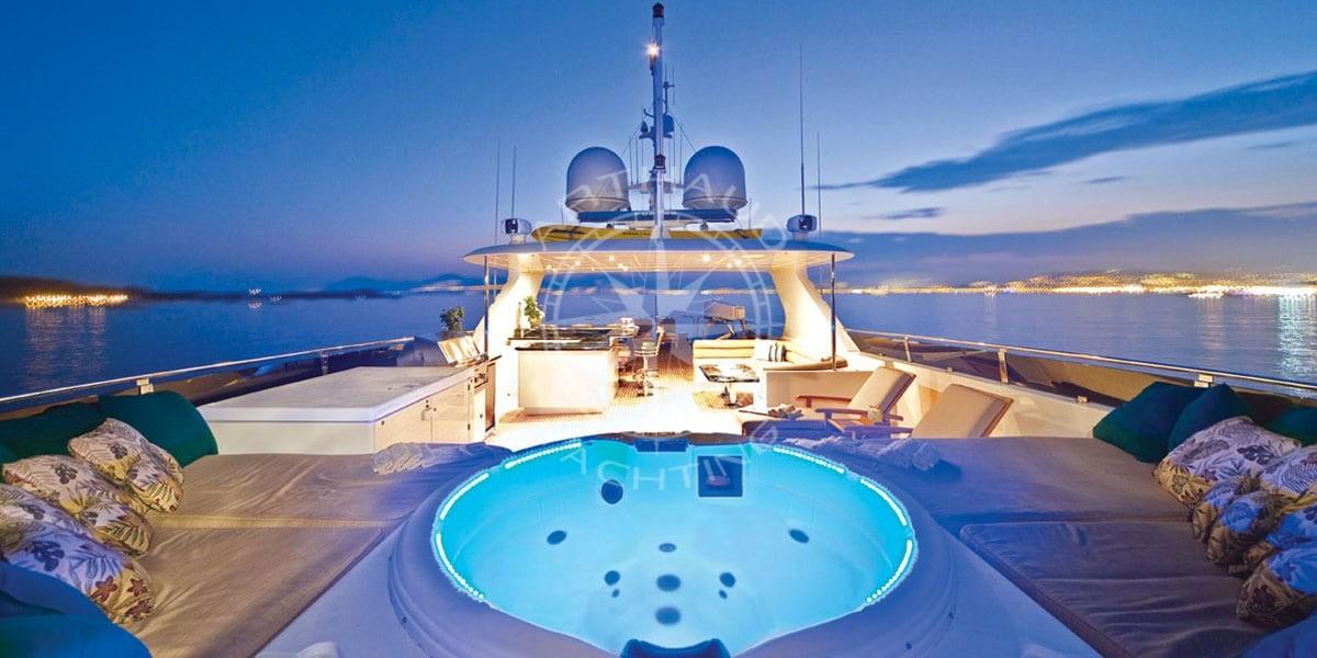 Location yacht Cannes - Agence événementielle