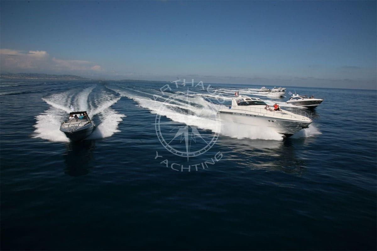 Taxi Speedboat Saint Jean Cap Ferrat - Arthaud Yachting