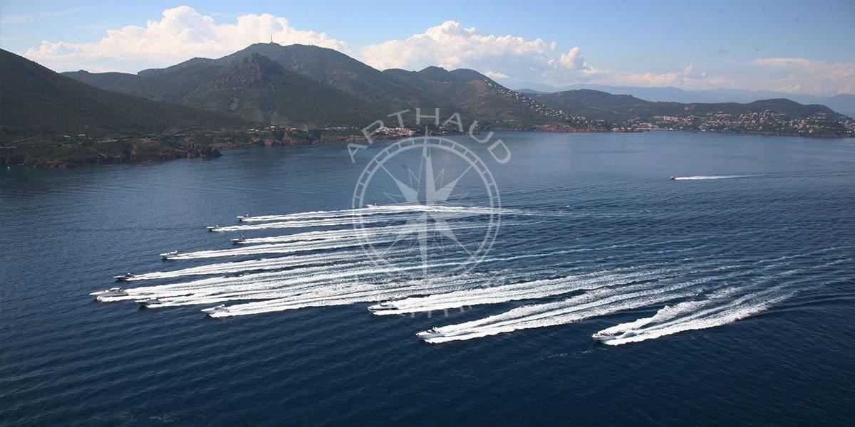 Transfert et taxi-boat sur la Côte d'Azur