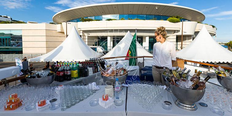 Organisation séminaire nautique sur le Côte d'Azur