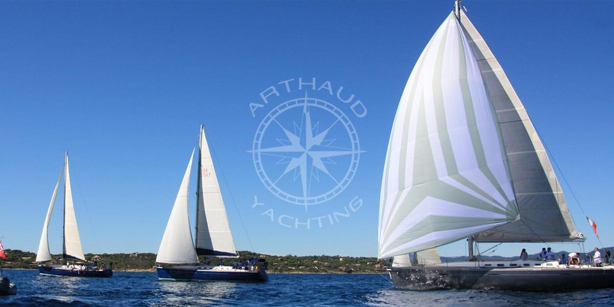 Location voilier en Méditerranée - Arthaud Yachting