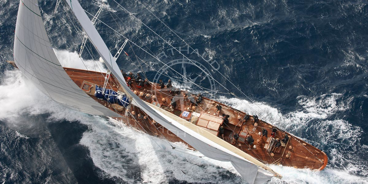 Classic yacht charter