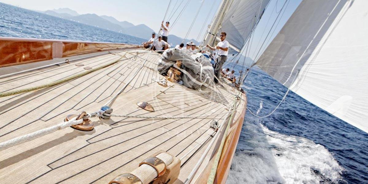 Vieux Gréements - Arthaud Yachting Cannes