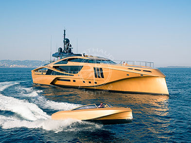 Location yacht Cannes - Arthaud yachting