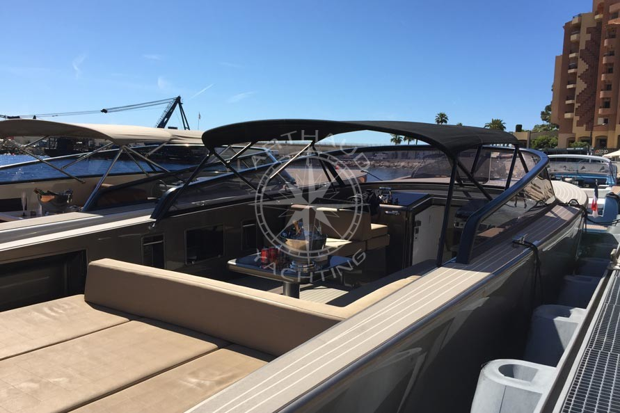 Bateau taxi Speedboat Monaco Cannes - Arthaud Yachting