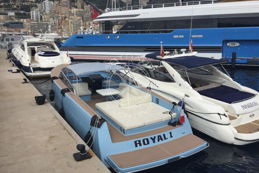 Bateau taxi Monaco - Villefranche sur Mer - Arthaud Yachting