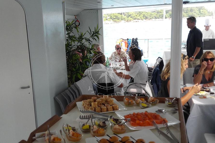 Location catamaran Nice - Beaulieu - Arthaud Yachting
