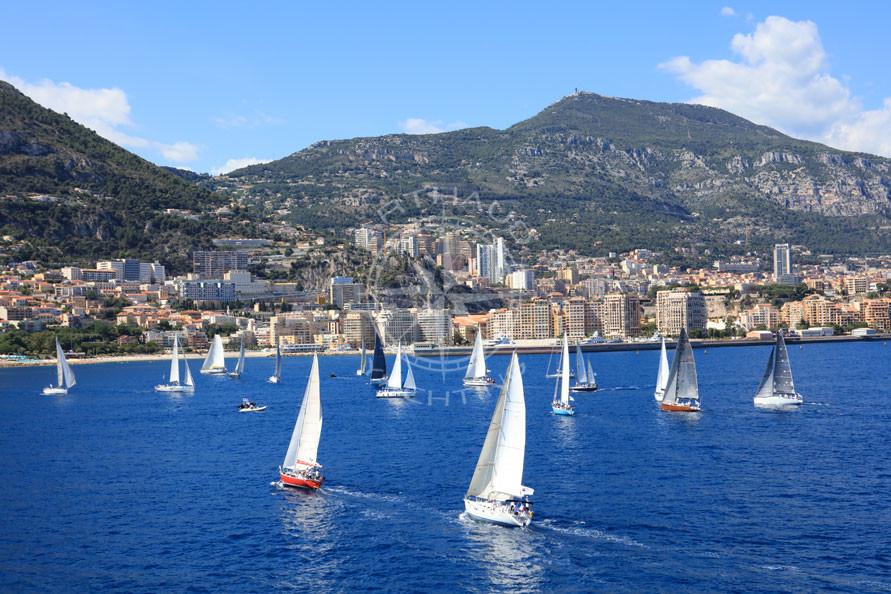 Régate incentive en baie de Monaco - Arthaud Yachting