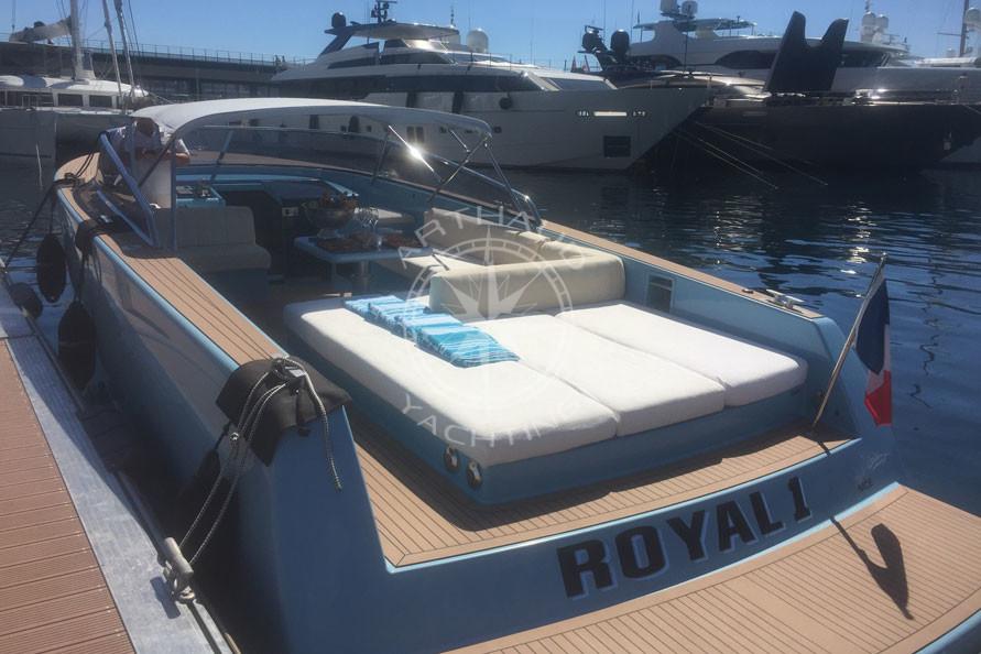vainqueur du Grand Prix de Monaco | Arthaud Yachting