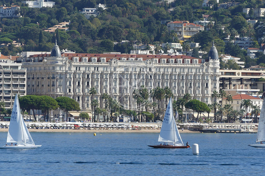 Location Yacht Régates Royales Cannes - Arthaud Yachting
