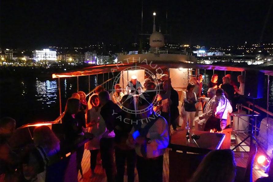 Location Yacht Régates Royales Cannes - Arthaud Yachting