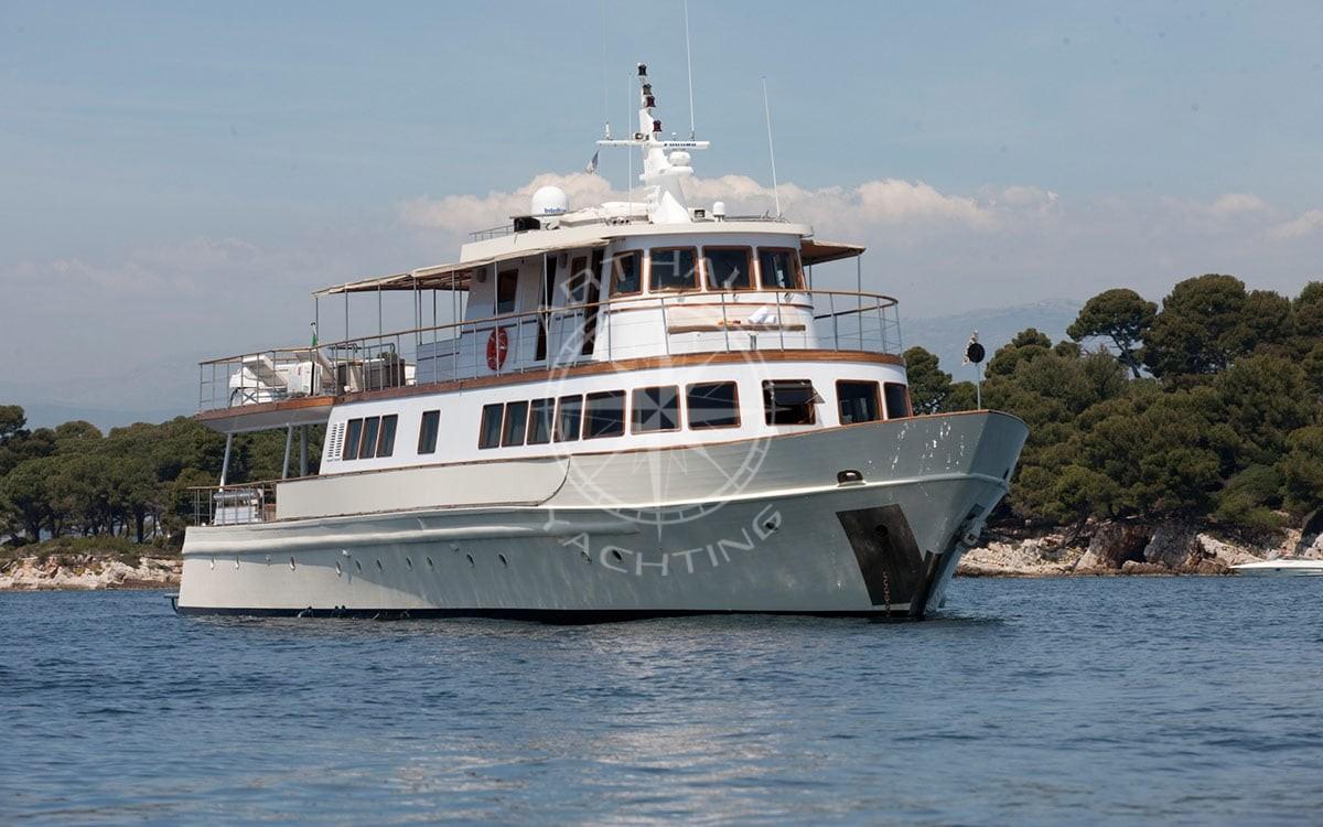 Location yacht charter - Monaco Grand Prix
