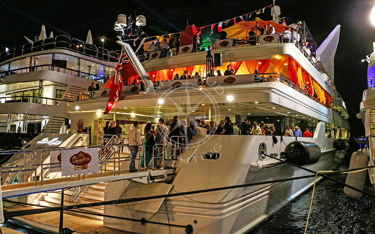 monaco grand prix yacht rental