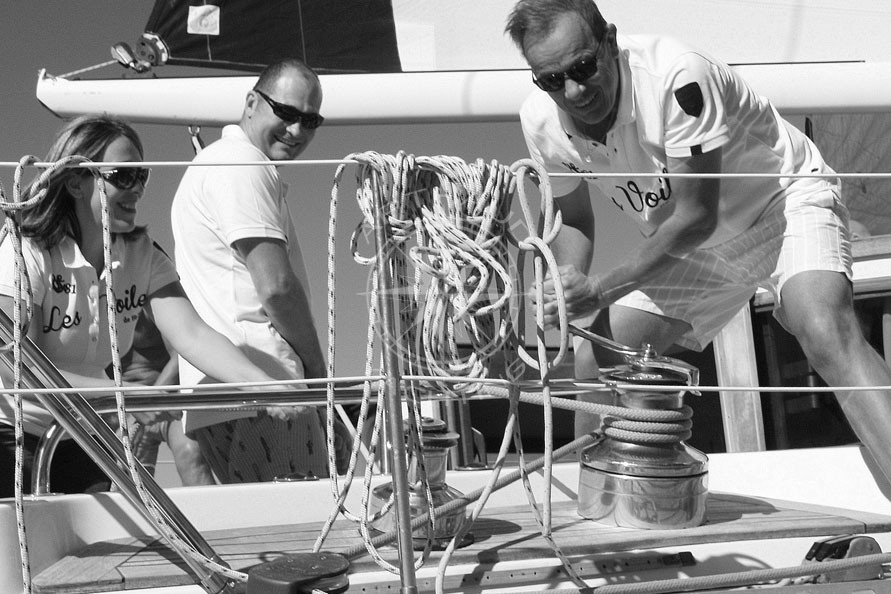 Organisation régate family building - Arthaud Yachting