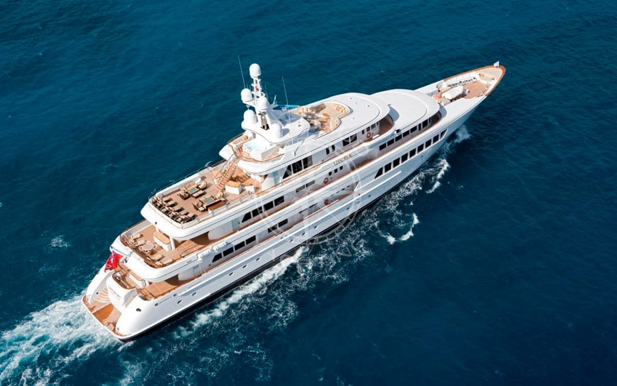 Location yacht charter Cannes