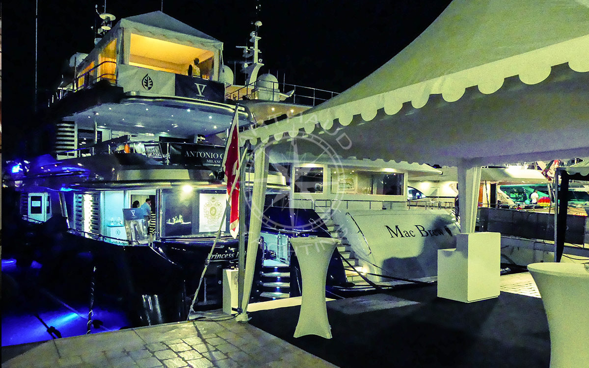 Yacht charter Cannes Lions