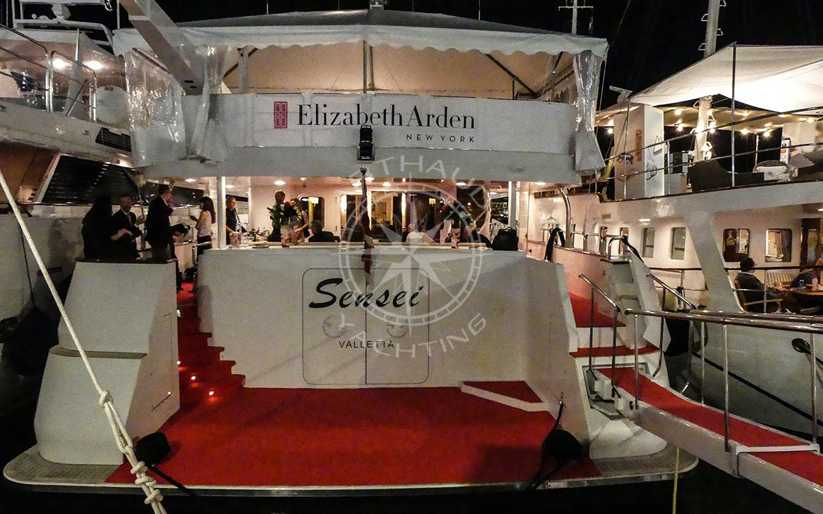 Yacht charter Cannes MIPCOM