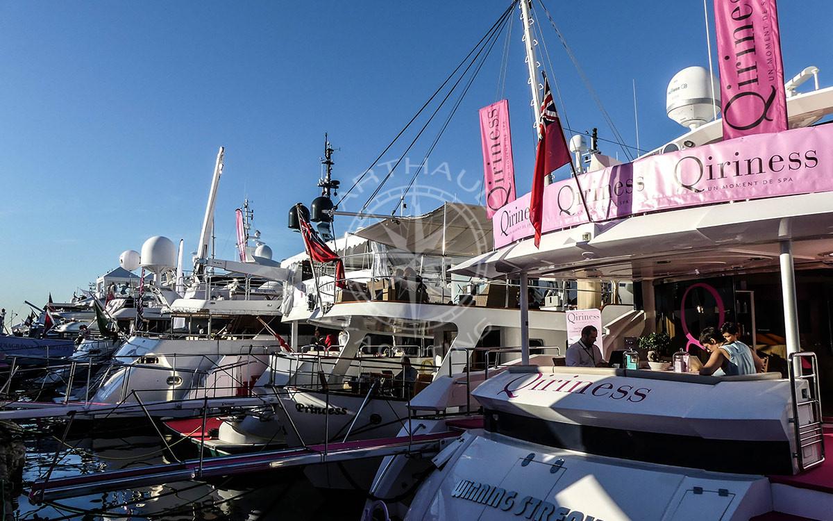 Location yacht charter - Congrés Cannes MIPCOM