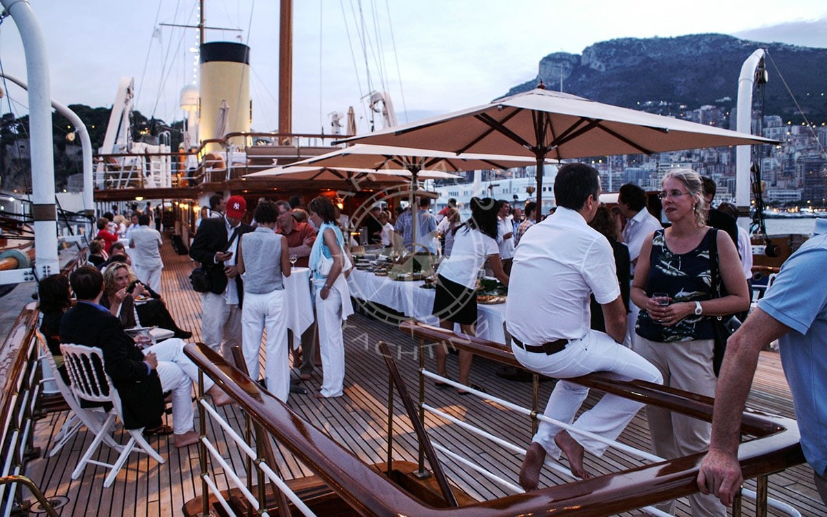 Yacht charter Cannes Film Festival