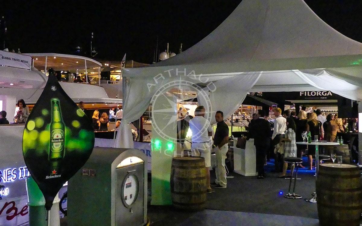 Location yacht charter - Congrés Cannes FIF