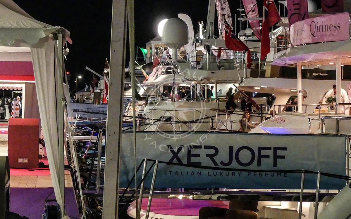 Yacht charter Cannes International Film Festival