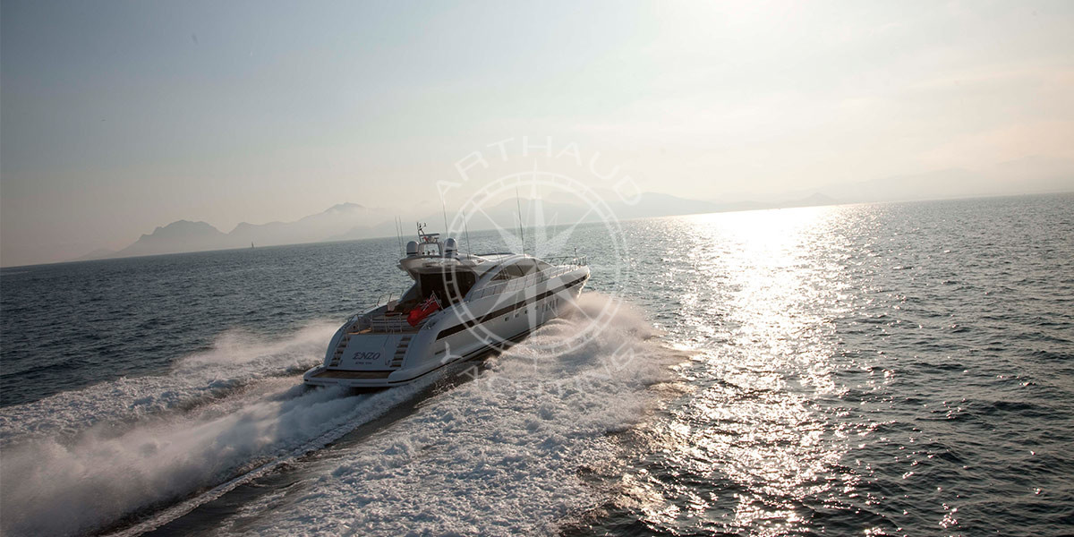 Yacht Charter Mediterranean Sea