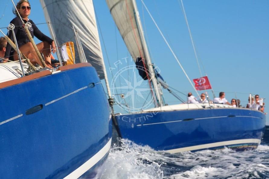 Régate incentive St Tropez - Arthaud Yachting-2