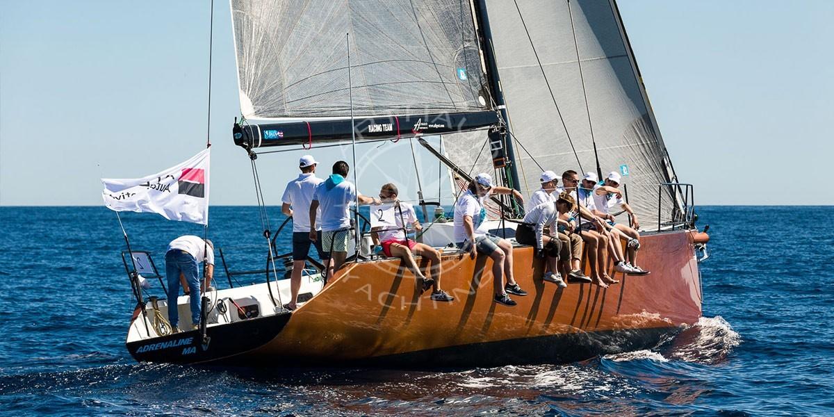 Régate team-building et incentive sur la Côte d'Azur