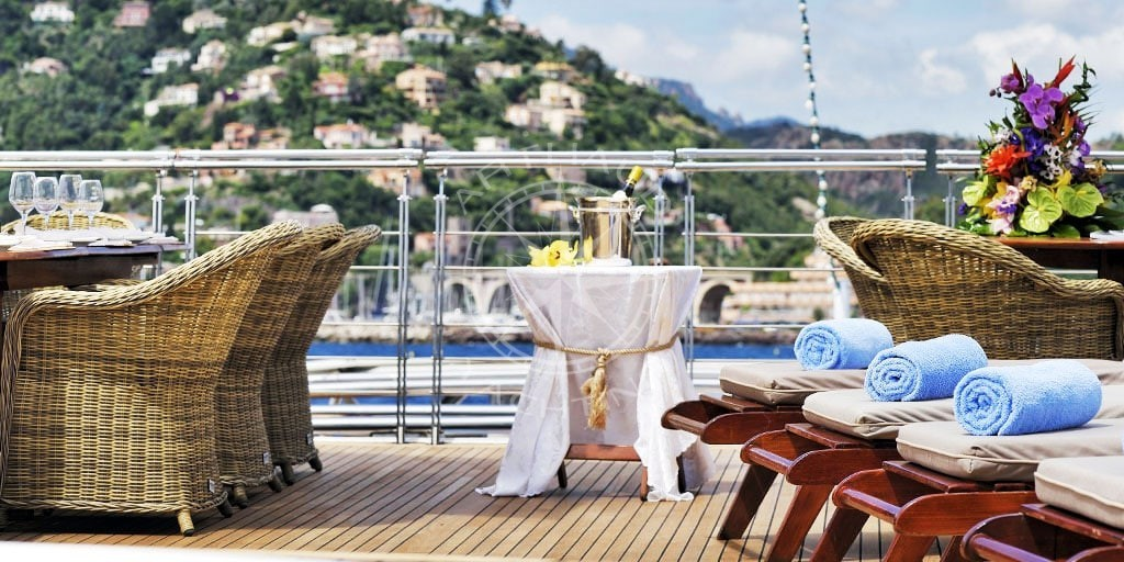 Yacht charter and rental in Cannes by Arthaud Yachting