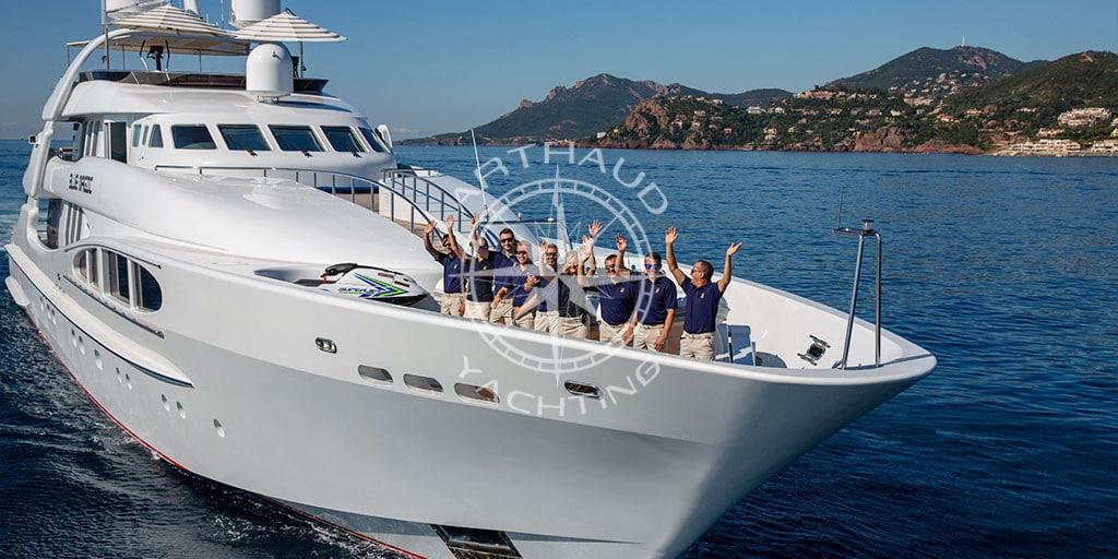 Arthaud Yachting   Yacht charter and rental in Monaco