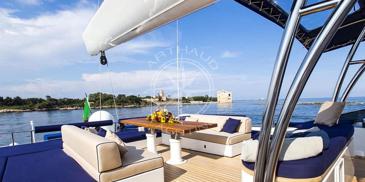 Location voilier Toulon - Arthaud Yachting