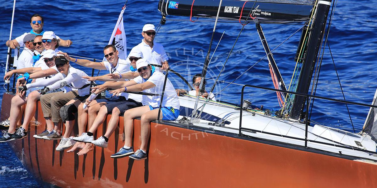 Location yacht pour activité incentive | Arthaud Yachting