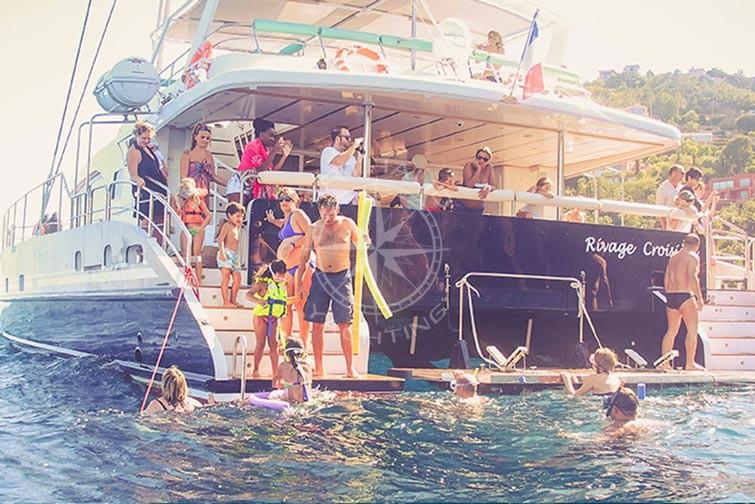 Location yacht pour activité incentive   Arthaud Yachting