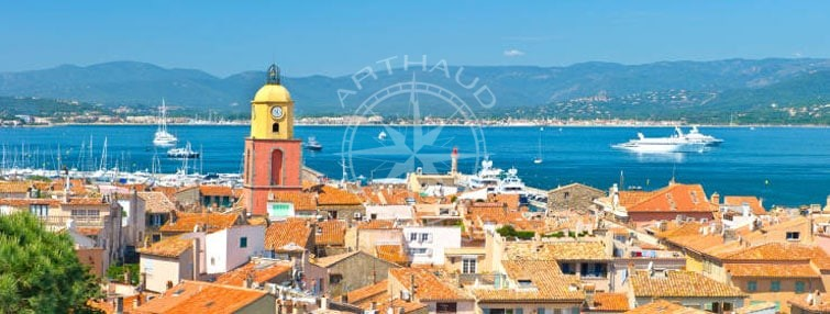 Rent a yacht in St Tropez