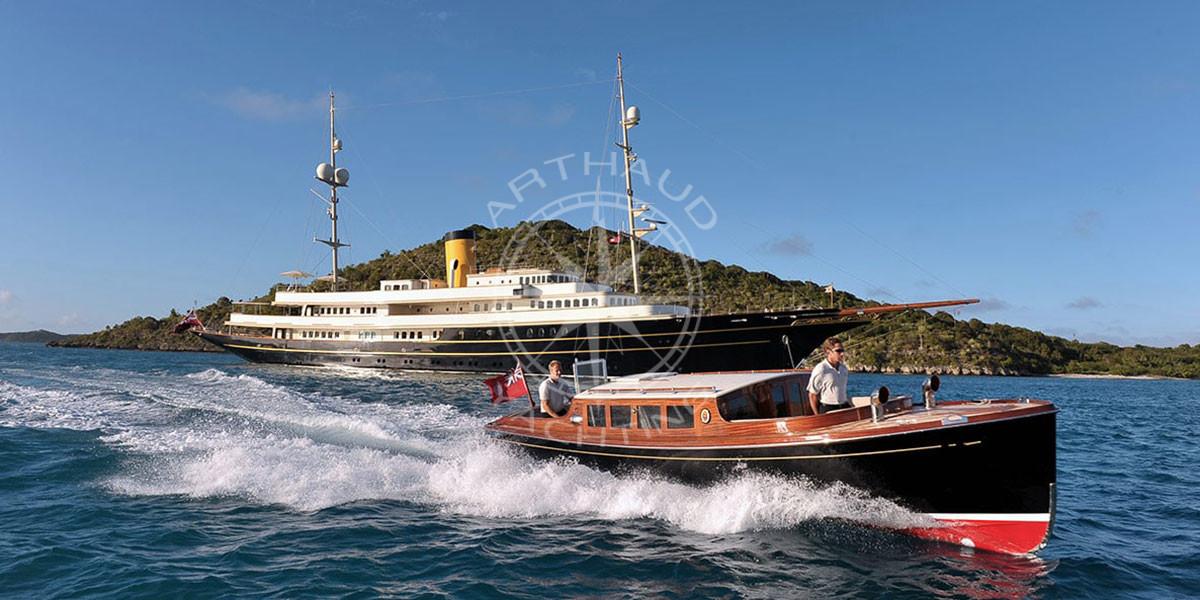 Location yacht Antibes - Arthaud yachting