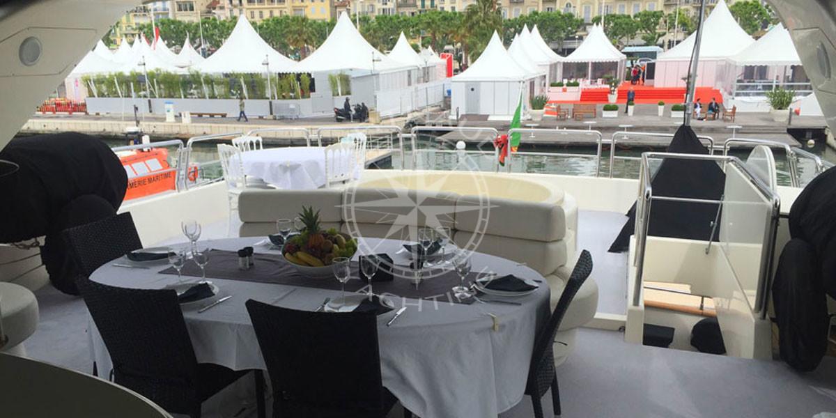 Organisation séminaire Nice - Arthaud Yachting