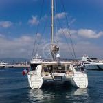Location catamaran Côte d'Azur | Arthaud Yachting