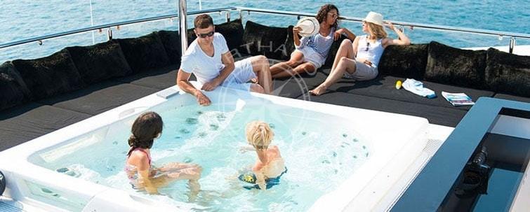 Location yacht de luxe Côte d'Azur