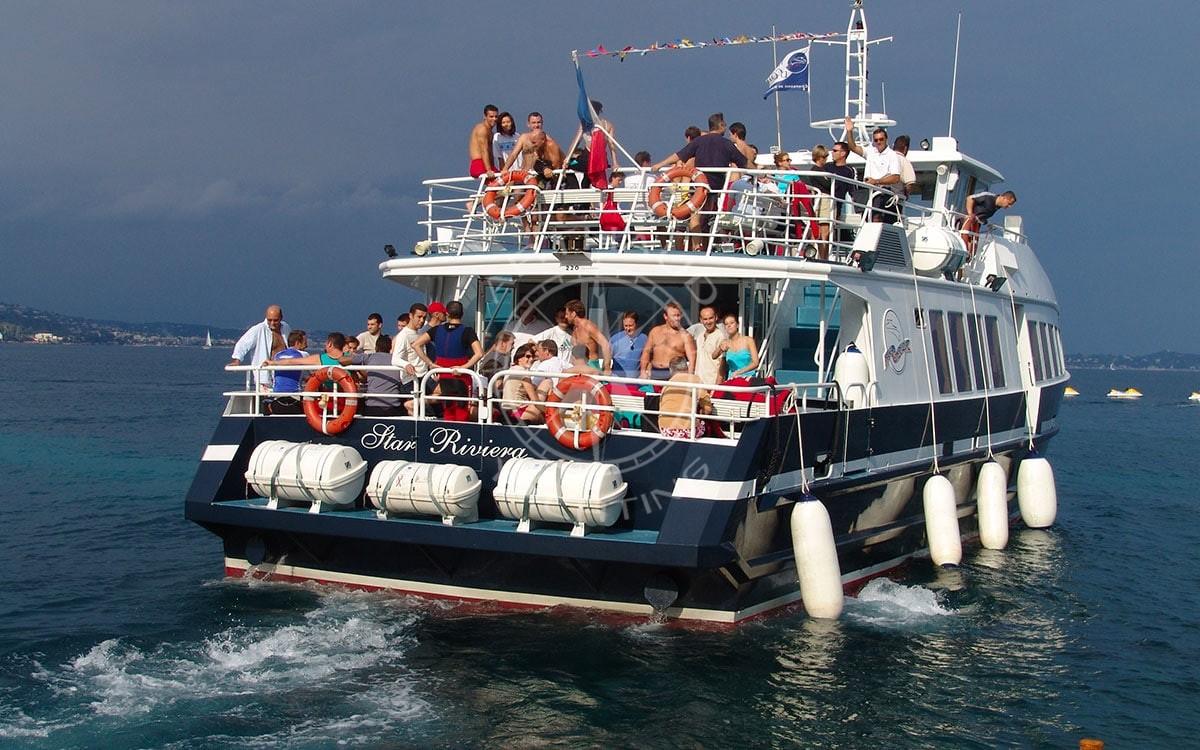 Location yacht pour soirée