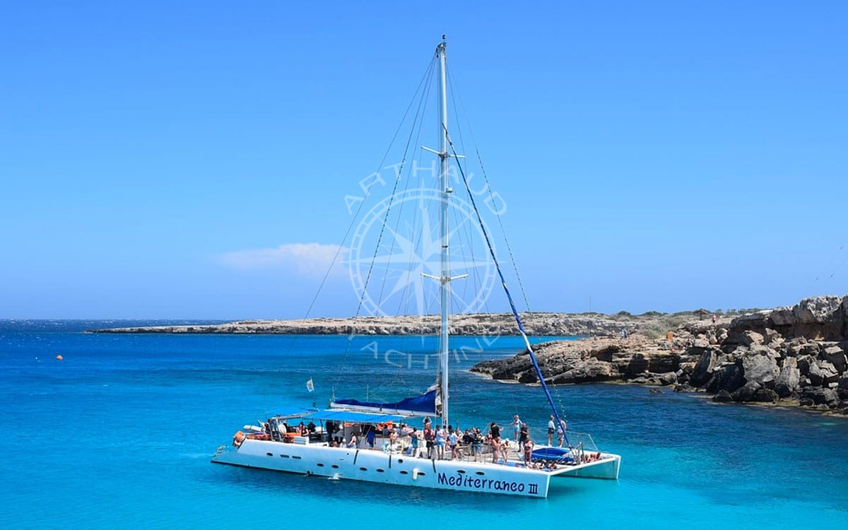 Location catamaran Marseille